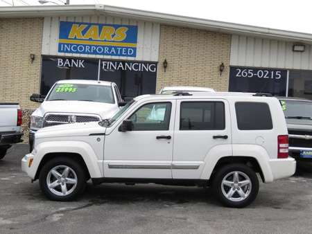 2010 Jeep Liberty Limited 4WD for Sale  - A48209E  - Kars Incorporated - DSM