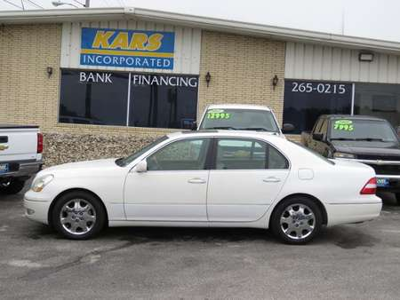 2001 Lexus LS 430  for Sale  - 116326E  - Kars Incorporated - DSM