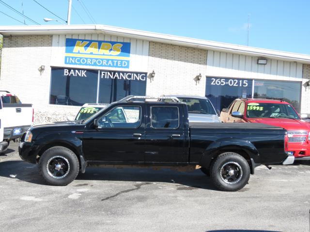 2003 Nissan Frontier 4WD   Kars Incorporated   DSM