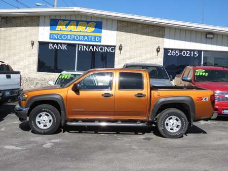 2005 Chevrolet Colorado 1SF LS Z71 4WD Crew Cab for Sale  - 515702E  - Kars Incorporated - DSM