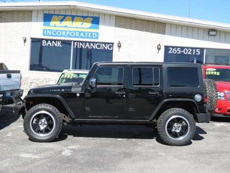 2011 Jeep Wrangler Sport 4WD for Sale  - B23615E  - Kars Incorporated - DSM
