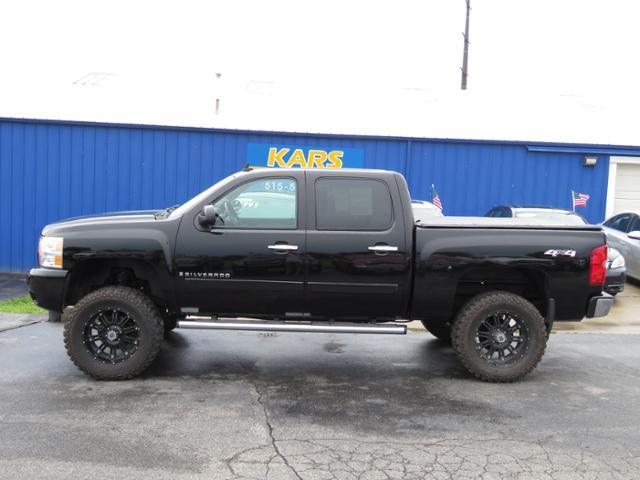 2007 Chevrolet Silverado 1500  - Kars Incorporated - DSM