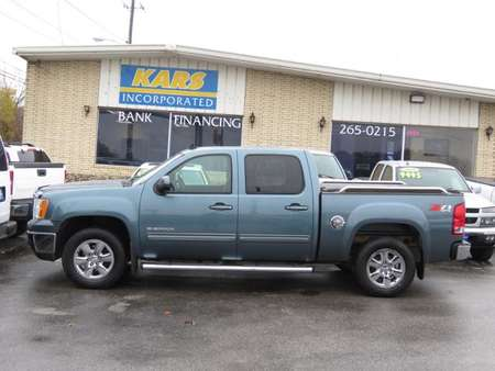 2009 GMC Sierra 1500 SLT 4WD Crew Cab for Sale  - 989343E  - Kars Incorporated - DSM