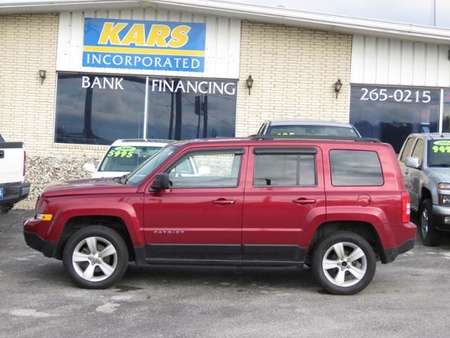 2012 Jeep Patriot Latitude 4WD for Sale  - C43872E  - Kars Incorporated - DSM