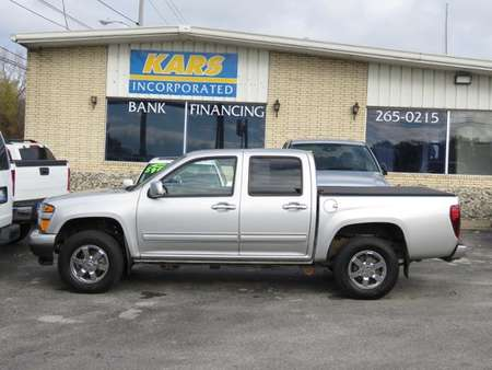 2011 Chevrolet Colorado LT w/1LT 4WD Crew Cab for Sale  - B40811E  - Kars Incorporated - DSM