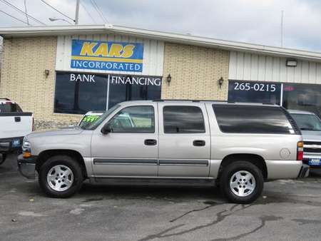 2004 Chevrolet Suburban LS 4WD for Sale  - 452758E  - Kars Incorporated - DSM