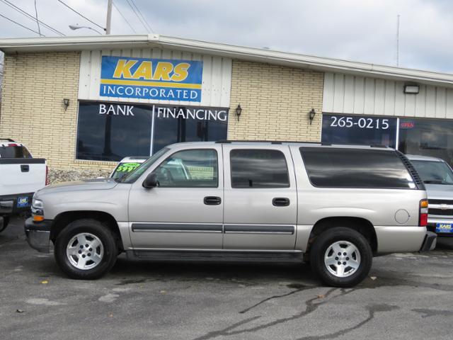 2004 Chevrolet Suburban  - Kars Incorporated - DSM