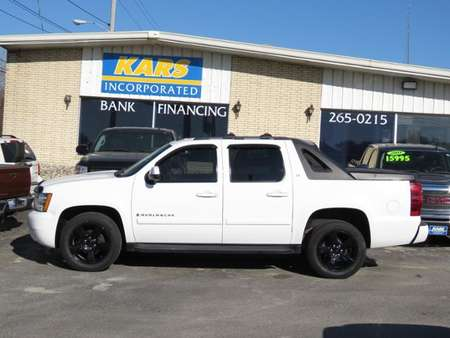 2007 Chevrolet Avalanche LT w/3LT 4WD Crew Cab for Sale  - 788514E  - Kars Incorporated - DSM