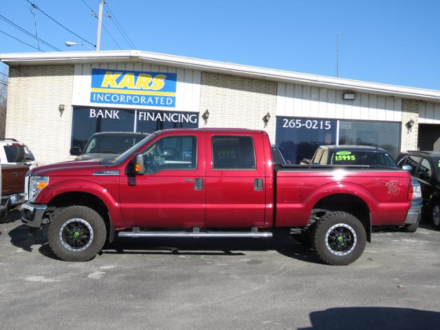 2015 Ford F-250  - Kars Incorporated - DSM
