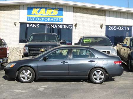 2004 Honda Accord EX for Sale  - 411694E  - Kars Incorporated - DSM