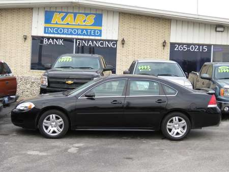 2014 Chevrolet Impala Limited LT for Sale  - E90210  - Kars Incorporated - DSM