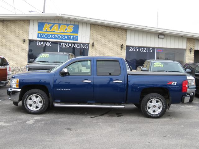 2012 Chevrolet Silverado 1500  - Kars Incorporated - DSM