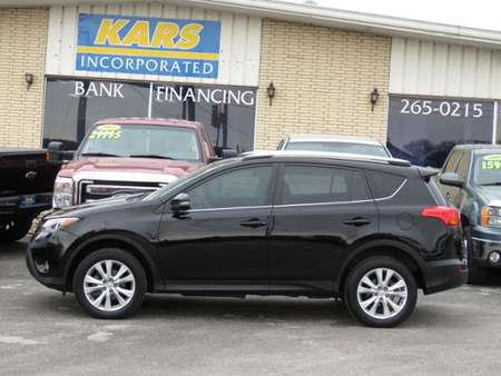2013 Toyota Rav4 Limited 4WD for Sale  - D11681E  - Kars Incorporated - DSM