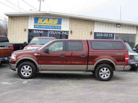 2006 Ford F-150 King Ranch 4WD SuperCrew for Sale  - 623778E  - Kars Incorporated - DSM