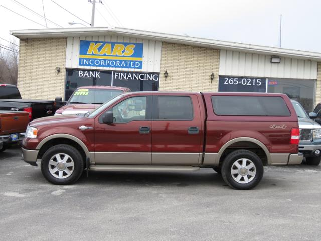 2006 Ford F-150  - Kars Incorporated - DSM
