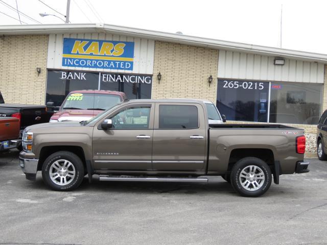 2014 Chevrolet Silverado 1500  - Kars Incorporated - DSM