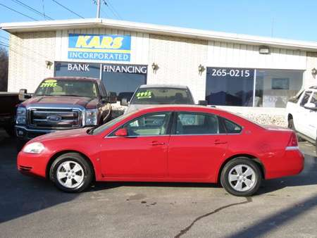 2008 Chevrolet Impala LS for Sale  - 829572E  - Kars Incorporated - DSM