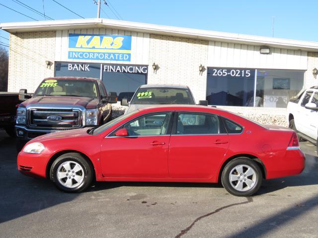 2008 Chevrolet Impala  - Kars Incorporated - DSM