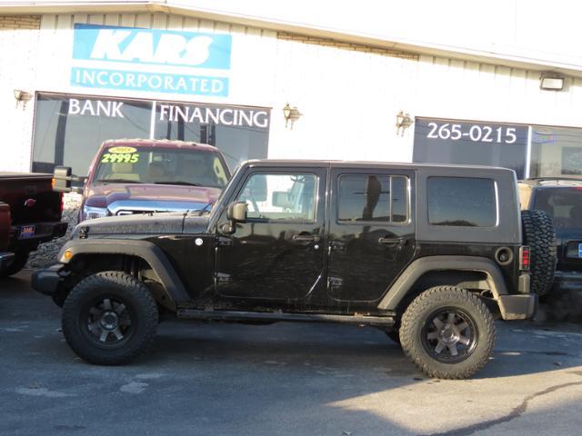 2010 Jeep Wrangler  - Kars Incorporated - DSM