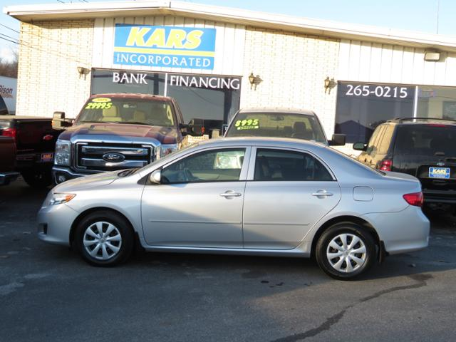 2010 Toyota Corolla  - Kars Incorporated - DSM