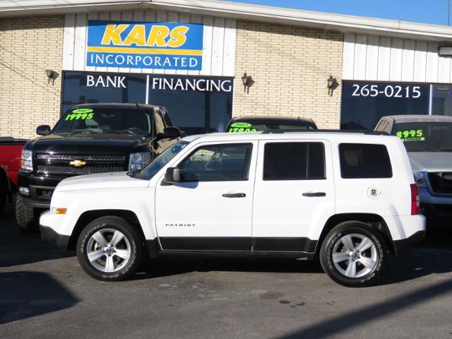 2017 Jeep Patriot  - Kars Incorporated - DSM