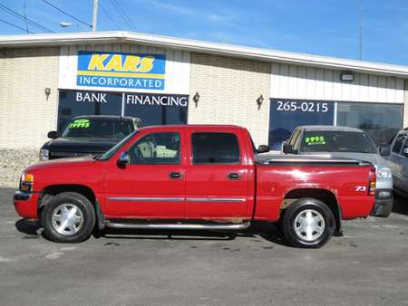 2006 GMC Sierra 1500 SLT 4WD Crew Cab for Sale  - 606905E  - Kars Incorporated - DSM