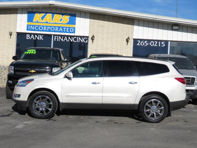 2011 Chevrolet Traverse  - Kars Incorporated - DSM