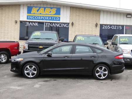 2013 Ford Fusion SE for Sale  - D77627E  - Kars Incorporated - DSM