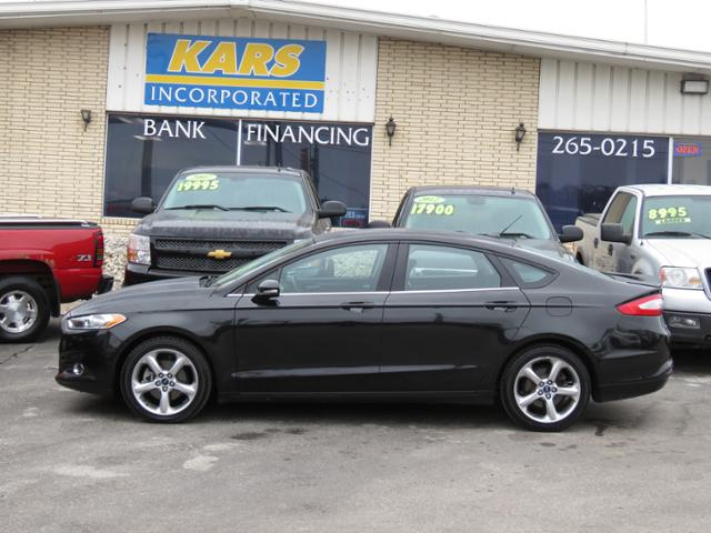 2013 Ford Fusion  - Kars Incorporated - DSM