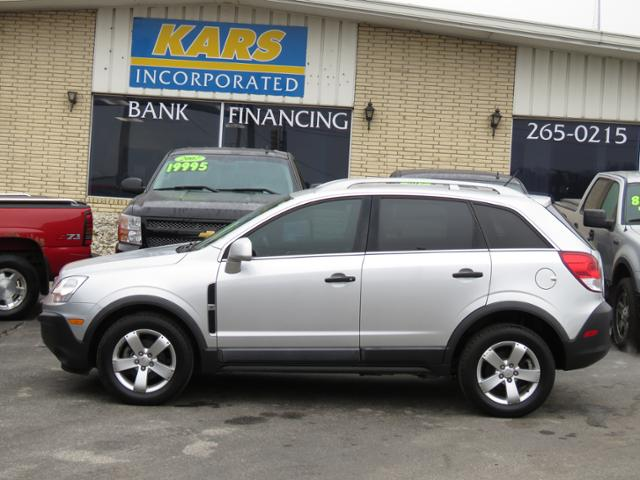 2012 Chevrolet Captiva Sport Fleet  - Kars Incorporated - DSM