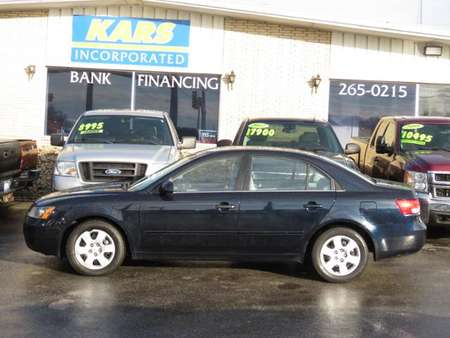 2007 Hyundai Sonata GLS for Sale  - 731226E  - Kars Incorporated - DSM