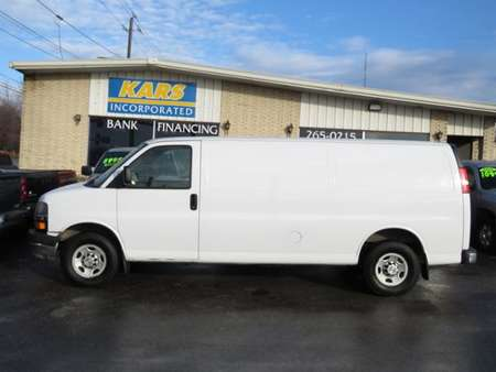 2010 Chevrolet Express Cargo Van for Sale  - A44678E  - Kars Incorporated - DSM