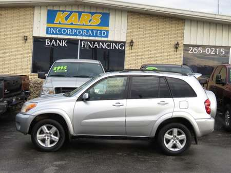 2005 Toyota Rav4 RAV4 4WD for Sale  - 541780E  - Kars Incorporated - DSM