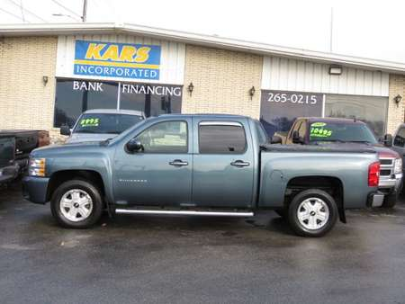2010 Chevrolet Silverado 1500 LTZ 4WD Crew Cab for Sale  - A10148  - Kars Incorporated - DSM