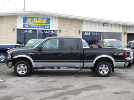2005 Ford F-250 Lariat 4WD Crew Cab for Sale  - 550759E  - Kars Incorporated - DSM