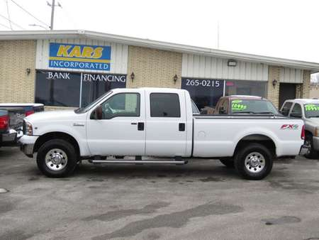 2005 Ford F-250 XLT 4WD Crew Cab for Sale  - 501280E  - Kars Incorporated - DSM