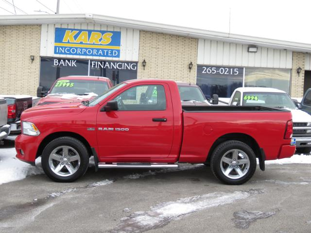 2012 Ram 1500  - Kars Incorporated - DSM