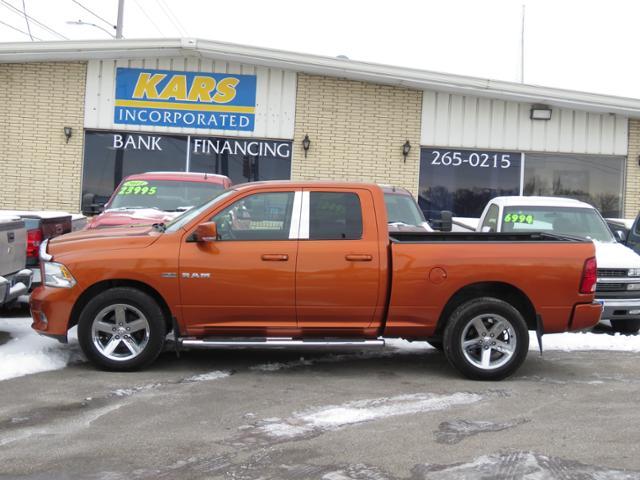 2010 Dodge Ram 1500  - Kars Incorporated - DSM