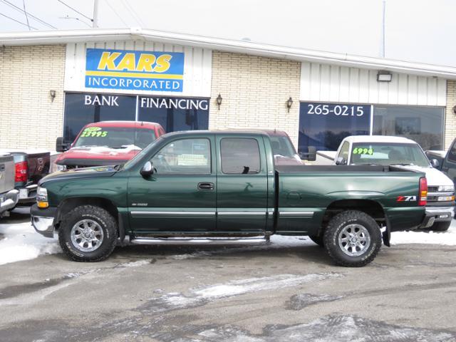 2001 Chevrolet Silverado 1500  - Kars Incorporated - DSM