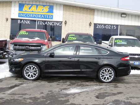 2014 Ford Fusion Titanium AWD for Sale  - E10104E  - Kars Incorporated - DSM