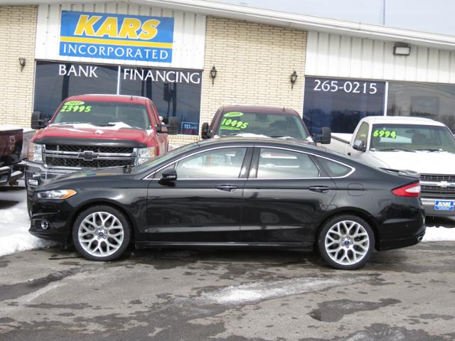 2014 Ford Fusion  - Kars Incorporated - DSM