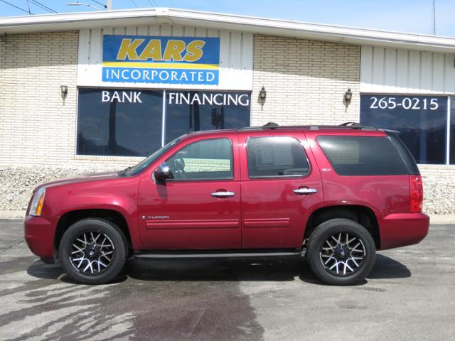 2009 GMC Yukon  - Kars Incorporated - DSM