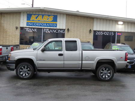 2004 Chevrolet Silverado 2500HD LS 4WD Extended Cab for Sale  - 410536D  - Kars Incorporated - DSM