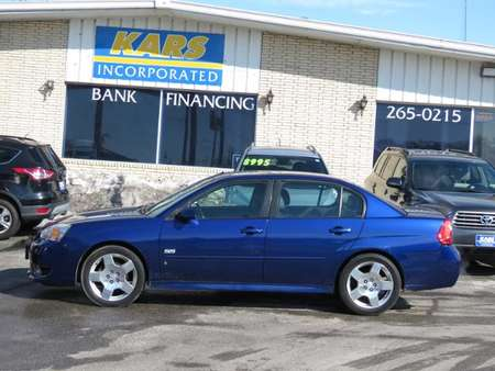 2006 Chevrolet Malibu SS for Sale  - 617166D  - Kars Incorporated - DSM