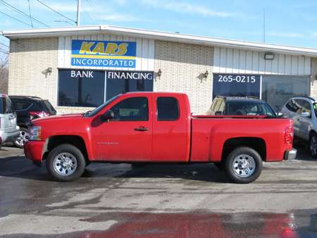 2010 Chevrolet Silverado 1500 LS 2WD Extended Cab for Sale  - A95087D  - Kars Incorporated - DSM