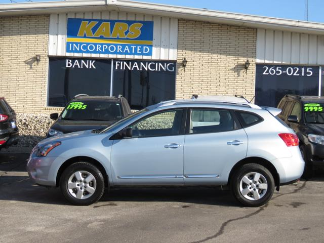 2014 Nissan Rogue Select  - Kars Incorporated - DSM