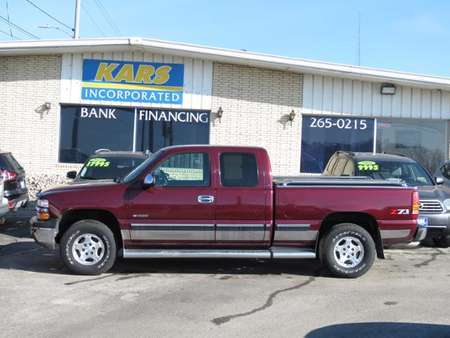 2001 Chevrolet Silverado 1500 LS 4WD Extended Cab for Sale  - 181580  - Kars Incorporated - DSM