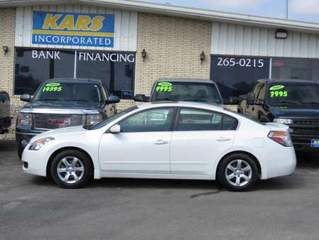 2008 Nissan Altima 2.5 S for Sale  - 821638D  - Kars Incorporated - DSM