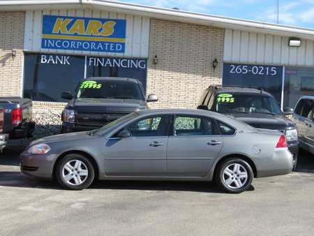 2007 Chevrolet Impala LS for Sale  - 731145D  - Kars Incorporated - DSM