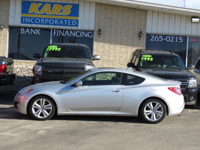 2012 Hyundai GENESIS COUPE  - Kars Incorporated - DSM
